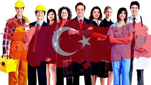 دریافت ویزای کار ترکیه