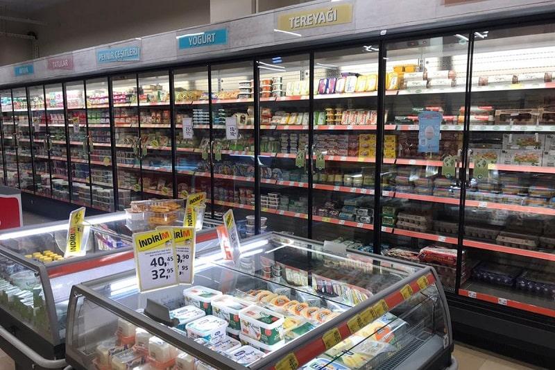 خرید از سوپر مارکت در ترکیه
